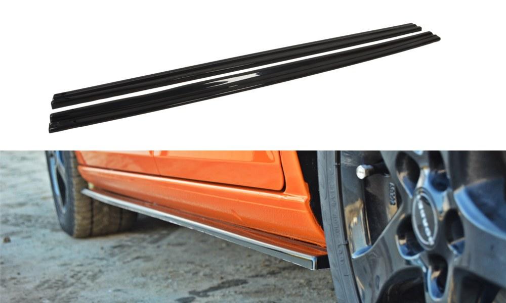 Dokładki Progów Seat Leon II Cupra / FR Polift - GRUBYGARAGE - Sklep Tuningowy